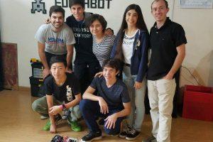 Alumna de la Escuela de Robótica de Misiones se capacita para participar en una competencia mundial que se realizará en México
