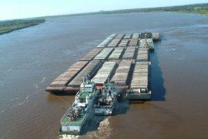 El 90 por ciento de las embarcaciones que circulan por la Hidrovía es de bandera paraguaya