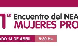Primer encuentro regional de mujeres PRO en Virasoro