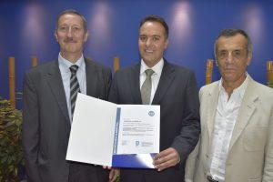 Rosamonte recibió su certificación IRAM por buenas prácticas de manufactura