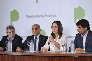 Tarifas: Vidal, en sintonía con el pedido de Macri