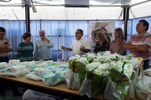 Iniciaron las actividades de la cooperativa Oré en el Mercado Concentrador de Posadas