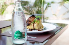 Agua de las Misiones ingresó a uno de los hoteles top de Buenos Aires como producto exclusivo