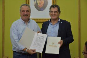 Misiones firmó adhesión al plan nacional de Derechos Humanos