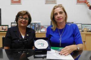 La Universidad de la Cuenca del Plata firmó un convenio con AMJA