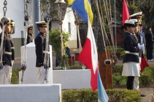 Se conmemoró un nuevo aniversario patrio en el Liceo Storni