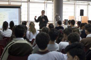"""""""Misiones y la Revolución de Mayo"""": charlas para estudiantes en la Biblioteca del Parque del Conocimiento"""