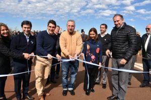 Passalacqua destacó el trabajo conjunto Nación y Provincia en la inauguración de la autovía de la ruta 12