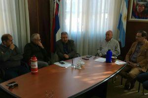 Reunión de tabacaleros en Jefatura de Gabinete para apurar deuda de Nación por obra social