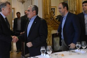 Losada se reunió con Macri para interiorizarse del rumbo económico