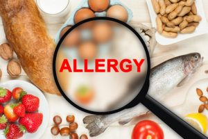 Uno de cada 20 menores de 1 año presenta alergia a un alimento