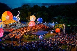 Esperan superar los 60 millones que dejó a la economía la última edición del Iguazú en Concierto