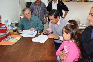 El Iprodha construirá viviendas rurales en Campo Viera