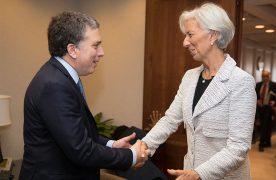 El FMI aprobó el préstamo y gira los primeros US$ 15.000 millones
