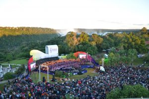 Todo listo para la nueva edición del Iguazú en Concierto