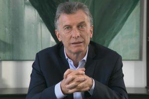 Macri pidió a la oposición responsabilidad en el debate por las tarifas