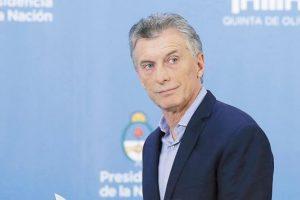 Macri se excusó de intervenir en la renegociación del contrato de Autopistas del Sol