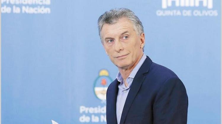 """Macri se mostró en Tandil con Vidal y dijo que """"los paros no suman"""""""