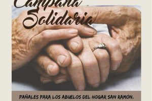 Campaña solidaria para ayudar a los abuelos del Hogar San Ramón de Puerto Iguazú