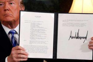 Europa quiere salvar el Acuerdo con Irán, donde celebra la línea dura