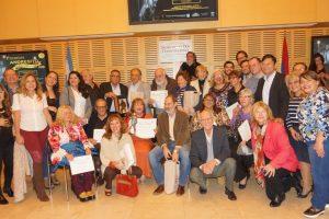 Entregaron los Premios Andresito de la Literatura