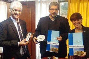 La Fiscalía de Estado de la provincia y la UCP firmaron convenio de vinculación