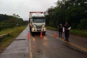 Continúa restringida la circulación sobre el puente Cuña Pirú I