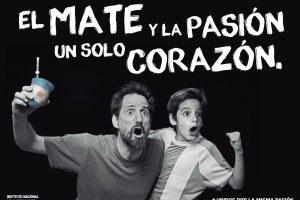 El INYM insiste con otra campaña mostrando imágenes de argentinos «apasionados» tomando mate