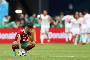 Mundial Rusia 2018: Irán conquistó una agónica victoria