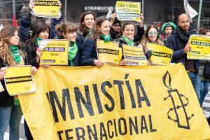 El avance para despenalizar el aborto, un paso histórico para los derechos humanos