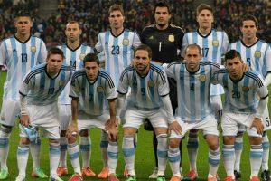 Autorizan a las escuelas a mirar los partidos de Argentina en el Mundial
