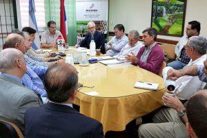 Debatieron sobre el proyecto de prohibición del uso de agrotóxicos en Misiones