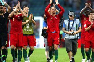 Mundial Rusia: Cristiano Ronaldo 3 España 3