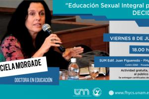 Debatirán sobre la la implementación de la Ley y el Programa de Educación Sexual Integral