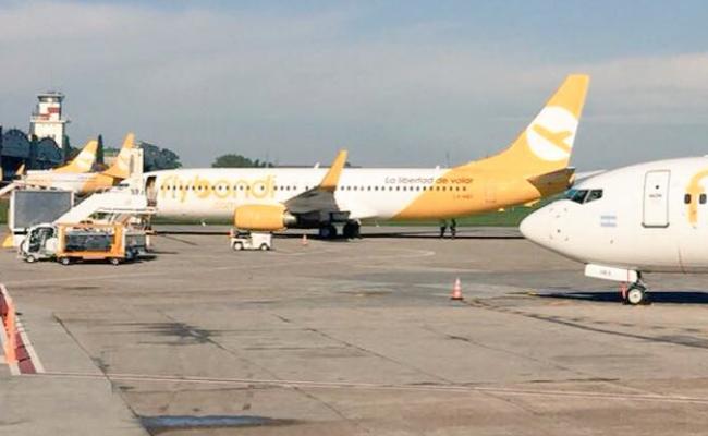 FlyBondi ya tiene autorización para volar a Florianópolis