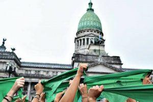 Jornada histórica: más cerca de que el aborto legal, seguro y gratuito sea ley