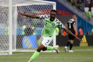 Mundial Rusia 2018: Gracias a Nigeria, hay vida