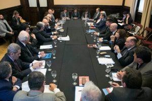 Ministros del STJ participaron de jornadas de trabajo sobre políticas para combatir el narcotráfico