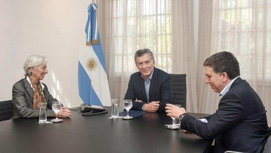 La semana próxima llega la misión del FMI a Buenos Aires