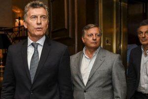 Mauricio Macri desplazó a Juan José Aranguren de Energía y a Francisco Cabrera de Producción