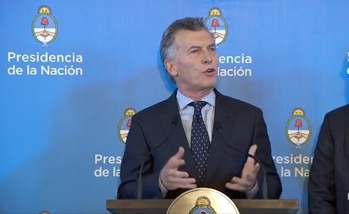 Gesto de Macri a gobernadores: Restituyó beneficios en asignaciones familiares