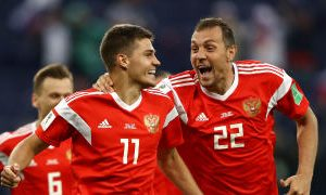 Mundial Rusia 2018: Rusia venció a Egipto y acaricia la clasificación