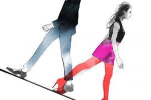 El problema de las mujeres en la moda: los hombres
