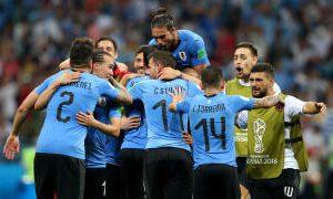 Mundial Rusia 2018: ¡Uruguay nomá!