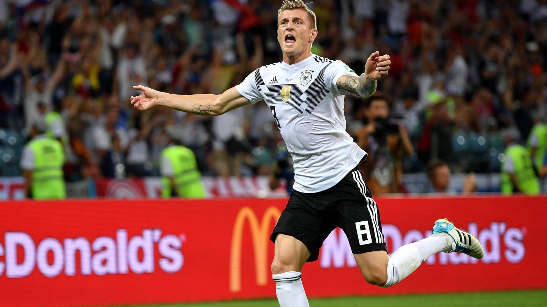 Mundial Rusia 2018: Un golazo de Toni Kroos le dio vida a Alemania