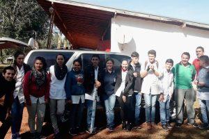 Escuela de San Pedro recibió equipamiento informático de Unicef