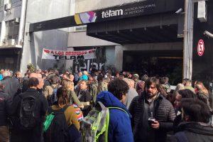 Denuncian despidos masivos en la agencia de noticias Télam