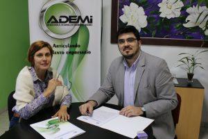 Profesionales del Turismo y ADEMI acordaron sociedad estratégica