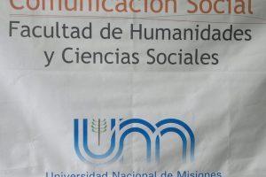 Realizarán Jornadas por el Día del Periodista en la Facultad de Humanidades y Ciencias Sociales