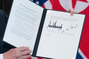 Las 4 claves del acuerdo bilateral entre USA y Corea del Norte